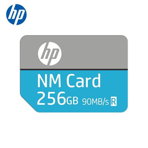 HP 惠普(HP) 256G NM存储卡 NM卡 华为手机内存卡 华为专利授权(NM100系列)
