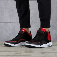 NIKE Air Jordan Courtside 23  AJ23 黑红 黑白男子篮球鞋AR1000-006