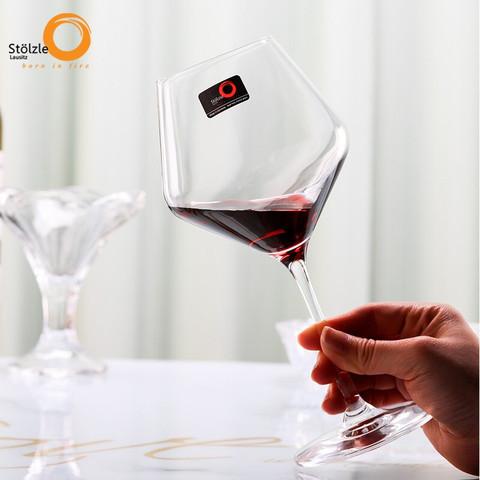 索雅特 革新系列 勃艮第红酒杯 545ml*4只装