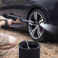 BASEUS 倍思 无线电动洗车水枪 + 数据线 + 水管