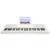 The ONE 壹枱 TOK1 电子琴  61键 白色