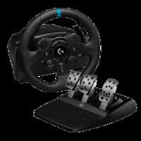 logitech 罗技G923游戏方向盘PC/PS4/PS5赛车游戏900度模拟驾驶方向盘