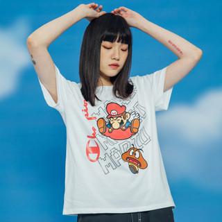 Champion 马里奥联名系列 女士短袖T恤 UW-STS01