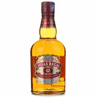 CHIVAS 芝华士 洋酒 12年 苏格兰威士忌 500ml