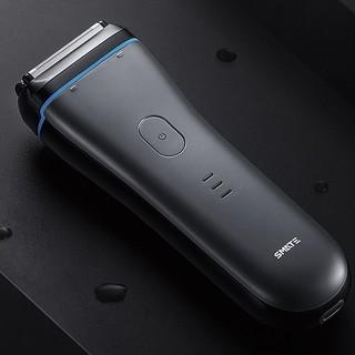 SMATE 须眉 ST-W382 电动剃须刀 黑色