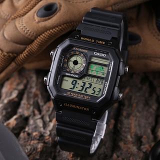 CASIO 卡西欧 45毫米电子腕表