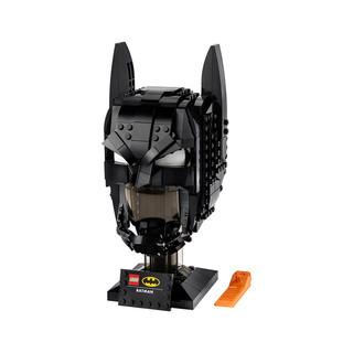 乐高76182DC超级英雄系列蝙蝠侠面罩男女孩益智成人积木玩具LEGO