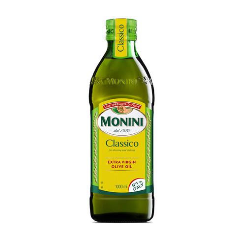 莫尼尼(MONINI)经典初榨橄榄油1L  意大利进口