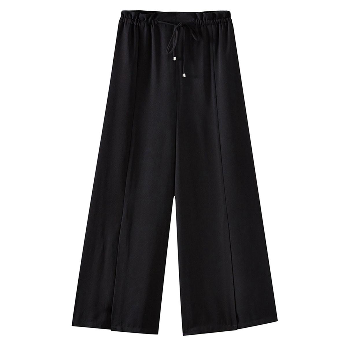 Meters bonwe 美特斯邦威 753W9011637911P734732 女士阔腿休闲裤
