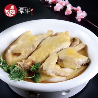 潭牛 文昌鸡肉140天散养土鸡供港品质1kg正宗海南走地鸡柴鸡生鲜鸡肉 1.0kg