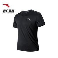 ANTA 安踏 综训系列 952127166 男款短袖T恤