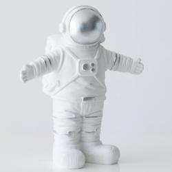 Miz 米子家居 创意礼品宇航员太空人摆件情人节送女生北欧风装饰客厅小摆设