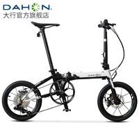 DAHON 大行  K3plus KAA693 中性轻便折叠自行车
