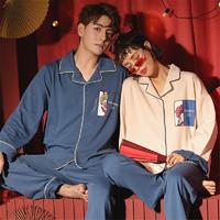 中国风家居服(单件套装)8827 女M