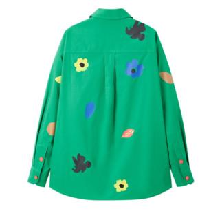 PEACEBIRD 太平鸟 米妮联名系列 女士长袖衬衫 AYCAB2A12