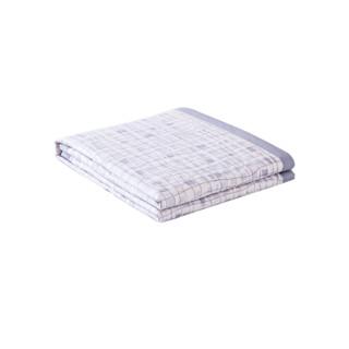 慵懒舒适,水洗棉大豆纤维夏被 可机洗