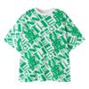 PEACEBIRD 太平鸟 米妮联名系列 女士满印短袖T恤 AYDAB2A0346 绿色 S