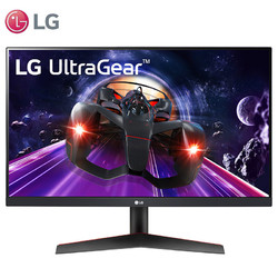 LG 乐金 23.8英寸 24GN600-B 显示器(144Hz、1ms)