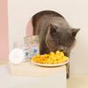 怡亲冻干猫零食鹌鹑蛋黄营养增肥发腮宠物猫咪零食狗狗零食成幼猫 鸡肉鸡蛋味