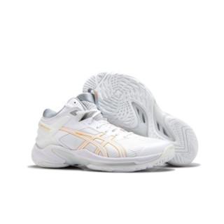 ASICS 亚瑟士 GEL-BURST 24 男子篮球鞋 1063A014-100 白金 46