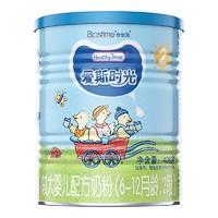限用户:BIOSTIME 合生元 爱斯时光有机较大婴儿配方奶粉 2段 400g