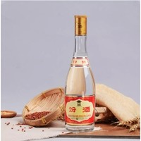 汾酒 黄盖玻汾 清香型白酒 53度 475ml*12瓶