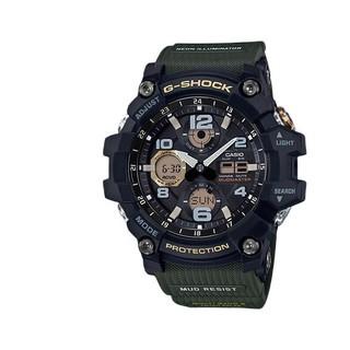 CASIO 卡西欧 G-SHOCK 陆地系列 54.9毫米太阳能腕表