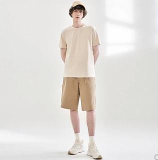 YANXUAN 网易严选 中性简约时尚短袖圆领T恤
