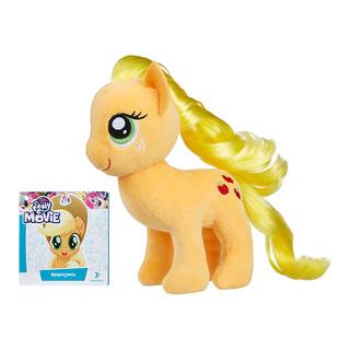 My Little Pony 小马宝莉 E0436 梳发毛绒小马-苹果嘉儿