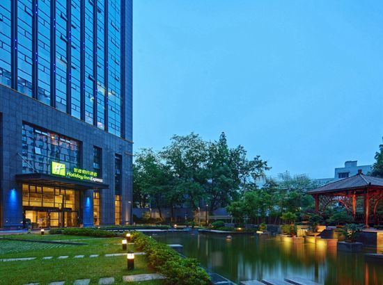 周末专享!节假日不加价!杭州黄龙智选假日酒店 标准房2晚(含早餐+可拆分)