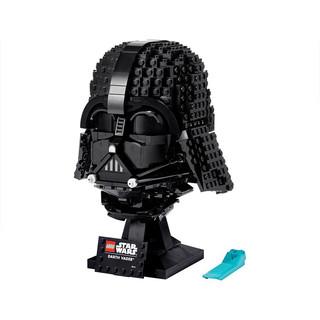 乐高75304星球大战系列达斯维达头盔男女孩益智成人积木玩具LEGO