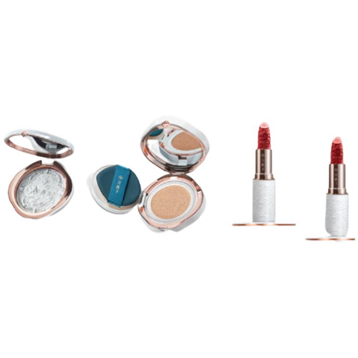 Florasis 花西子 东方佳人妆奁彩妆套装化妆品全组合美妆礼盒