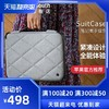 Twelve South Suitcase苹果MacBook笔记本防摔手提便携内胆保护包 16英寸 灰色