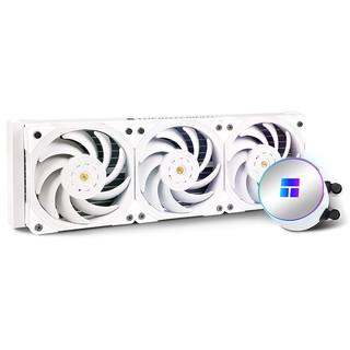 利民Thermalright Frozen MAGIC 360 SCENIC 白色水冷 ARGB冷头 Frozen MAGIC 360 SCENIC