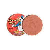 JudydoLL 橘朵 迪士尼系列铁盒腮红 #03加油鸭元气橘 2.9g