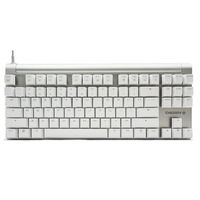 CHERRY 樱桃 MX BOARD 8.0 87键 有线机械键盘 白色 银轴