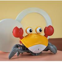 爱儿优 电动感应声光螃蟹
