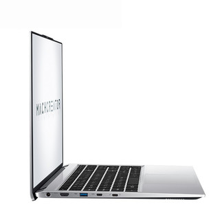 MACHENIKE 机械师 创物者15 15.6英寸 轻薄本 银色(酷睿i5-11300H、核芯显卡、16GB、1TB SSD、1080P、60Hz)