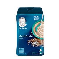 Gerber 嘉宝 混合谷物米粉 2段 227克