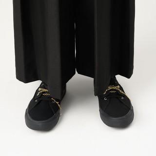 Onmyoji 阴阳师x苏五口联名 回响系列 大岳丸 中性款帆布鞋