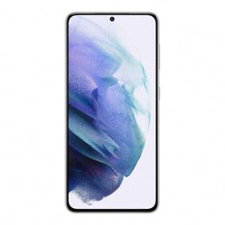 SAMSUNG 三星 Galaxy S21 5G手机 8G+128G 丝雾白