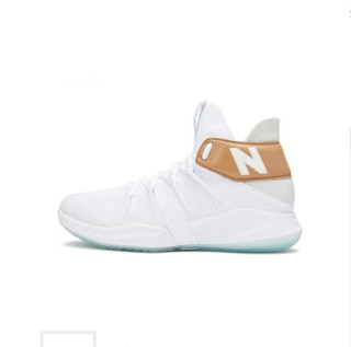 new balance 伦纳德系列 Omn1s 男子篮球鞋 BBOMNXST 白金 42