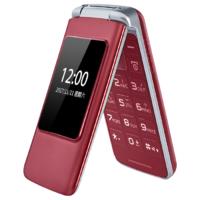 PHILIPS 飞利浦 E135X 移动联通版 2G手机 炫舞红