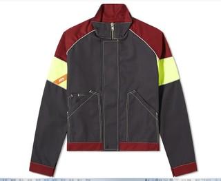 AFFIX三色工作夹克