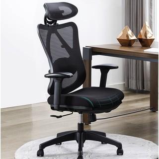 UE 永艺 沃克 人体工学椅 升降扶手-2D头枕