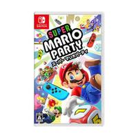 Nintendo 任天堂 Switch NS游戏 超级马里奥派对 多人 日版中文 香港直邮