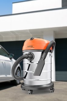 YILI 亿力 吸尘器 商用专供款 大功率全自动便携