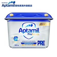 Aptamil  Profutura 白金版婴儿奶粉 pre段 800g 4罐装