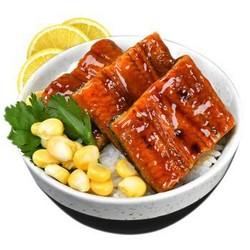 日式蒲烧烤鳗鱼500g(4条装)