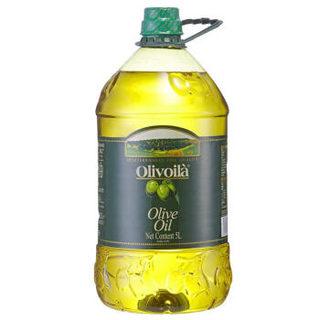 olivoilà 欧丽薇兰 Olivoilà 压榨纯正橄榄油 5L